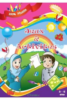 Jeux et Activités - 100% Muslim (3 à 6 ans)