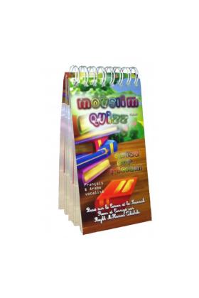 Mouslim Quizz Pocket - Quizz Sur L'islam (français & Arabe Vocalisé)