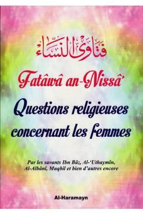Recueil de Fatwas concernant les femmes (4ème édition revue et a