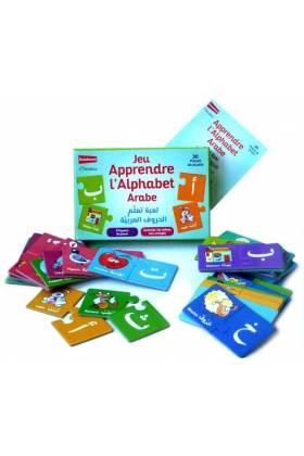 Jeux - Apprendre l'alphabet arabe - لعبة تعلم الحروف العربية