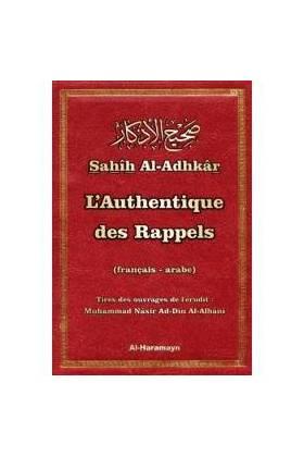L'authentique des rappels - Sahîh Al-Adhkâr