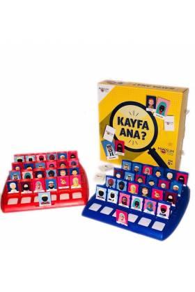 KAYFA ANA ? - Le jeux de société pour toute la famille