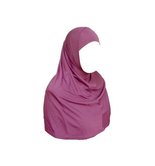 "HIJAB 2 PIECES "" LYCRA"""