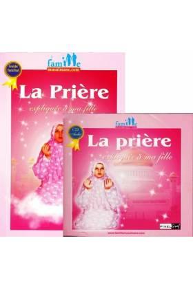 PACK: LA PRIÈRE EXPLIQUÉE À MA FILLE (LE LIVRE + LE CD)
