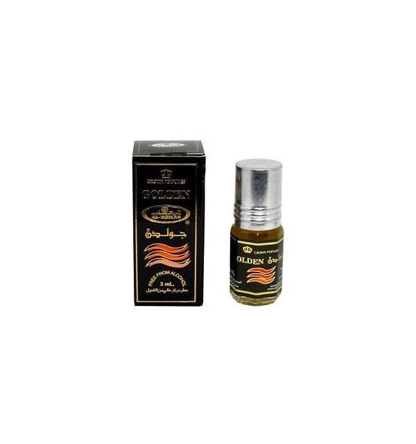 "Parfum Al Rehab ""Golden "" - 3ml"