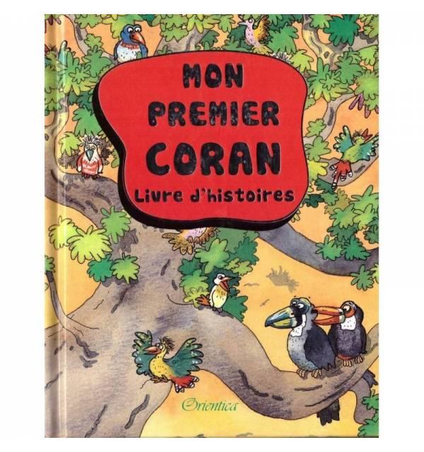 MON PREMIER CORAN- Livre d'histoires-