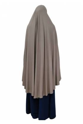 LONG HIJAB 1 PIECE (LYCRA)
