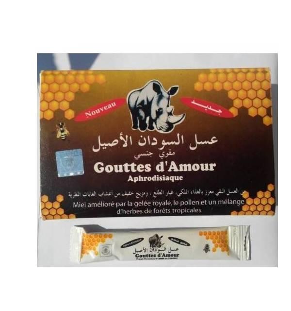 Gouttes d'amour Aphrodisiaque