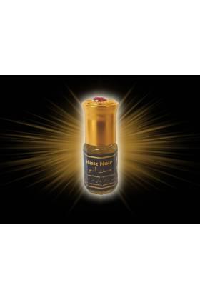 """Parfum concentré sans alcool Musc d'Or """"Musc Noir"""" (3 ml) - Homme-"""