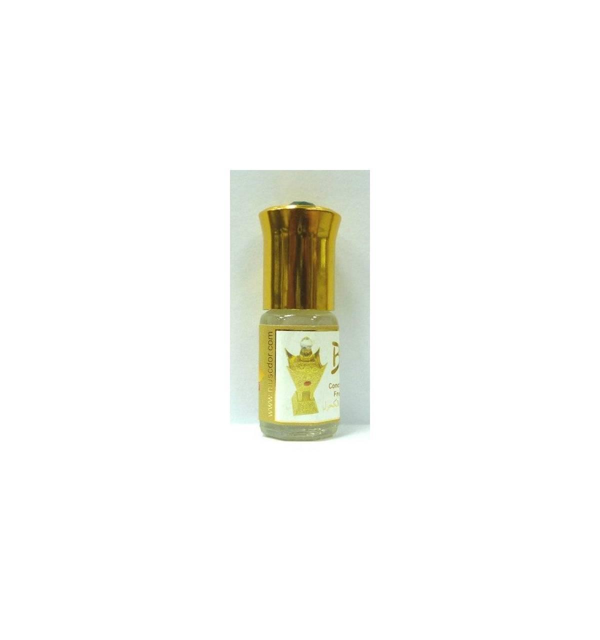 parfum concentr sans alcool musc d 39 or bakhour 3 ml homme bismillah boutique. Black Bedroom Furniture Sets. Home Design Ideas