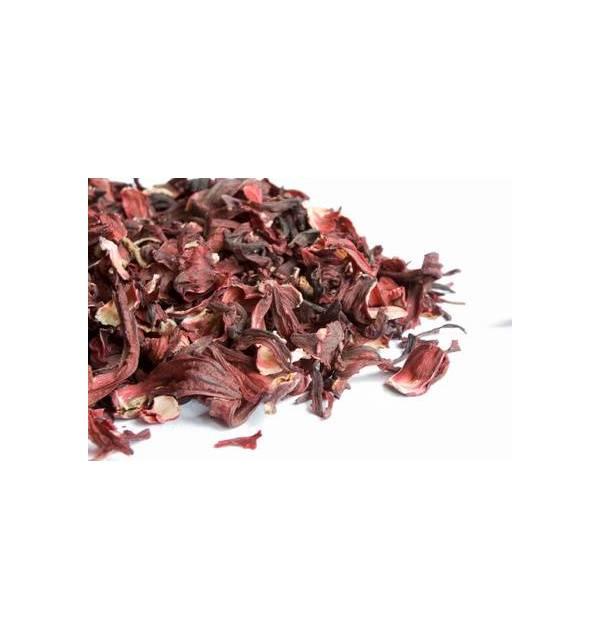 Fleurs d'Hibiscus séchées