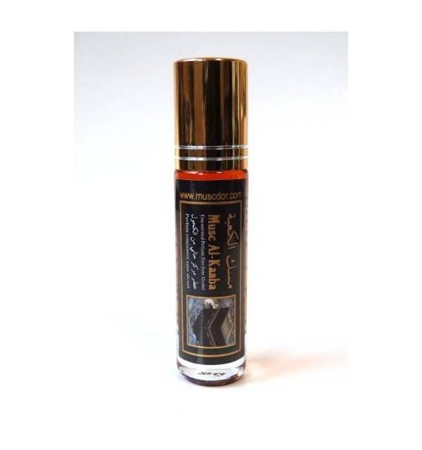 parfum concentr sans alcool musc d 39 or musc al kaaba 8 ml homme bismillah boutique. Black Bedroom Furniture Sets. Home Design Ideas