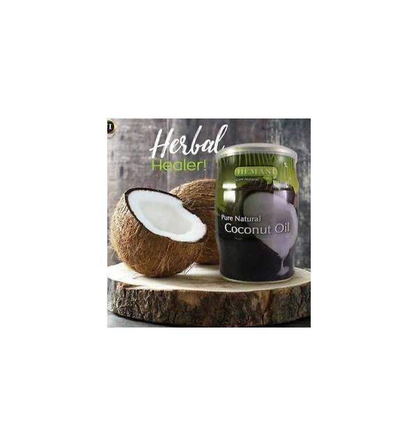 Huile de coco 400ml - HEMANI-
