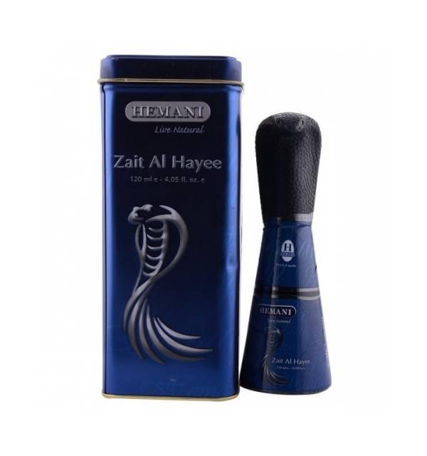 Huile de Serpent Zait Al Hayee - HEMANI - 120ml