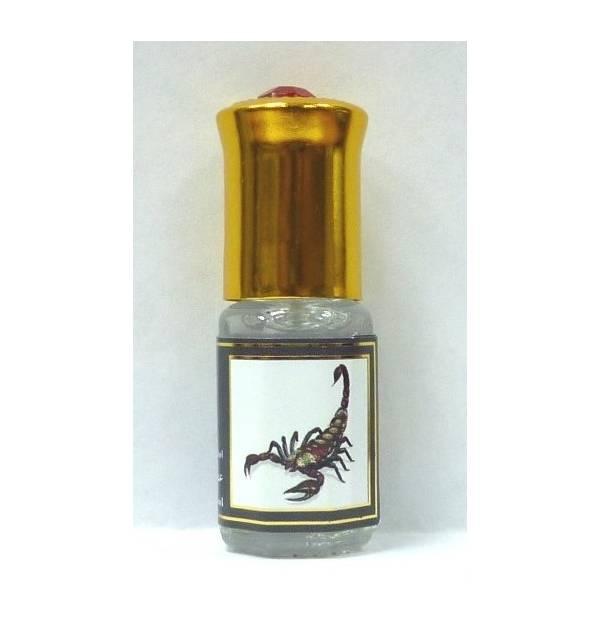 """Parfum concentré sans alcool Musc d'Or """"KHATAR"""" (3 ml) - Homme-"""