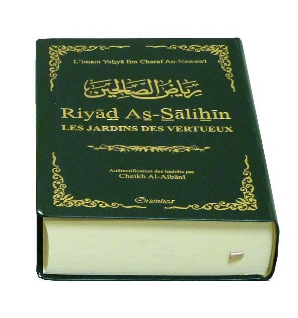 Riyad as-Salihin, les jardins de la vertu (Format Poche)