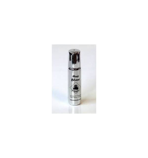 MUSC D'OR - 8 ML- EDITION DE LUXE- HOMME (Musc blanc)