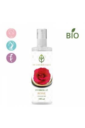 Hydrolat de Rose certifiée Bio