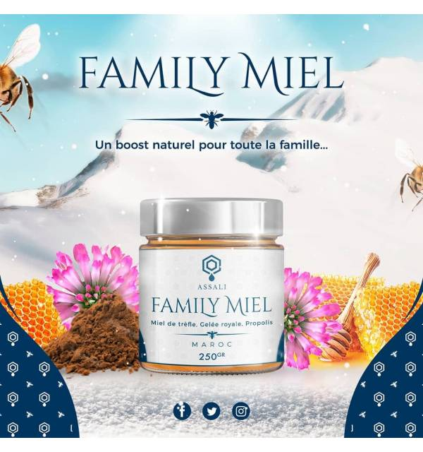 FAMILY MIEL