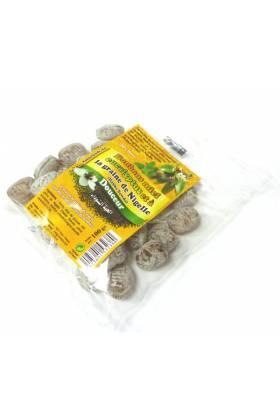 Sachet de bonbons miel eucalyptus et à la graine de Nigelle (Habba Sawda) - 100 grs