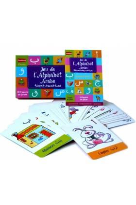 Jeu de l'Alphabet Arabe - لعبة الحروف العربية