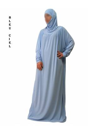 "Abaya ""Jilbab"" 2 en 1"